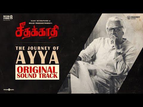 Seethakaathi - The Journey of Ayya - Vijay Sethupathi - Balaji Tharaneetharan - Govind Vasantha