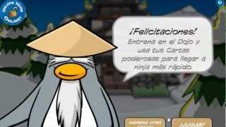 Club Penguin On Desbloqueando Código Especial Dorado De