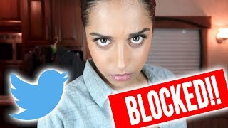 The Time I Admit Blocking People On Twitter (Day 932)