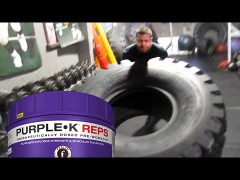 JIMMY MICHAUD ON PURPLE•K REPS