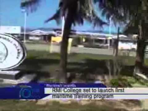 RMI College Set To Launch First Maritime Training Program