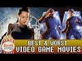 Best & Worst Video Game Movies