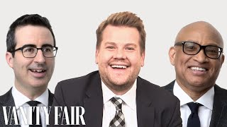 Late Night Group Texts with Conan O'Brien, Stephen Colbert, Jimmy Kimmel, John Oliver, and More