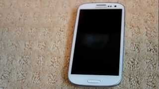 How To Unlock Rogers Samsung Galaxy S3 III SGH-i747m By