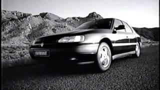 Renault Safrane Werbung 1993