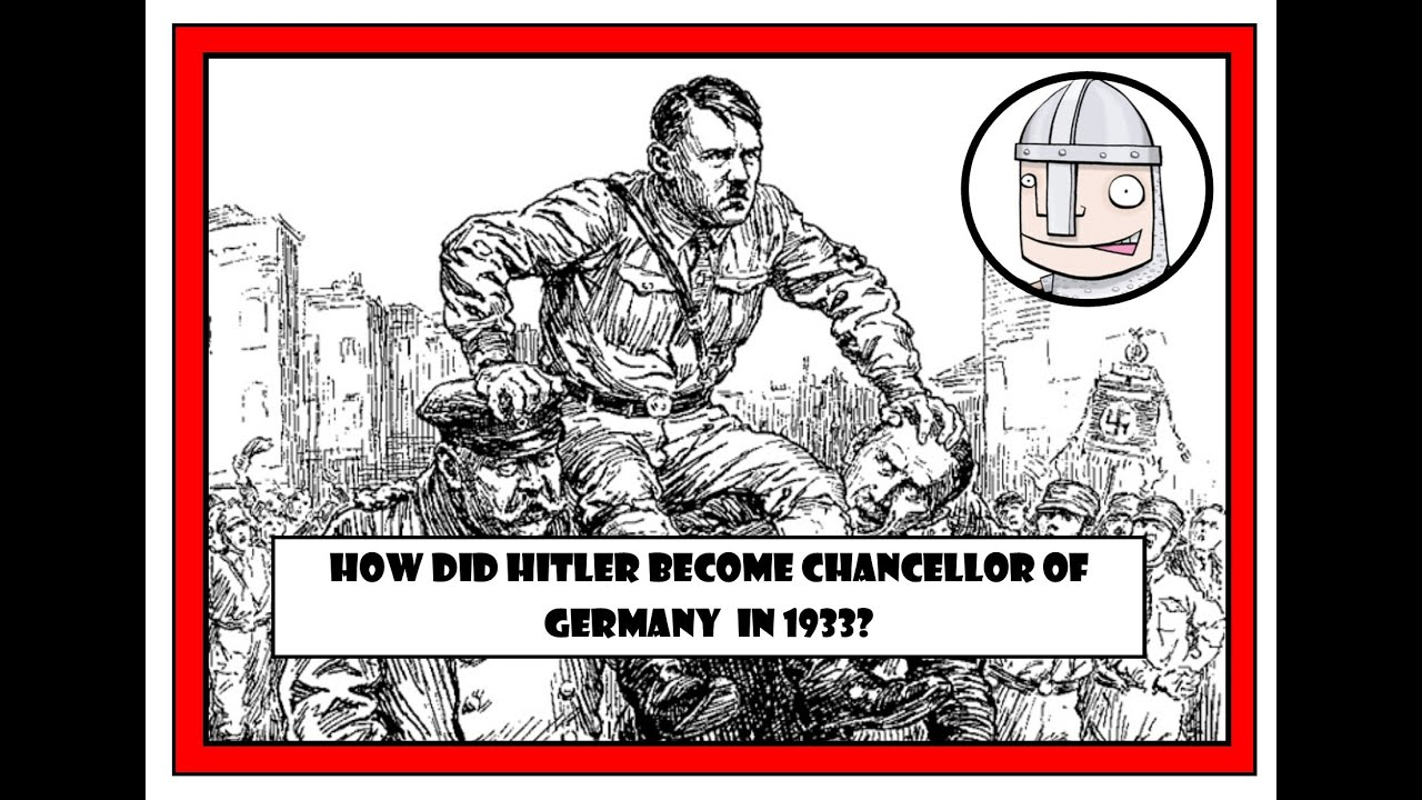 why did hitler become chancellor january 1933 The reasons hitler was made chancellor of germany essay 1294 words | 6 pages the reasons hitler was made chancellor of germany in germany in 1933, hitler's nazis party was growing extremely popular with the germans.