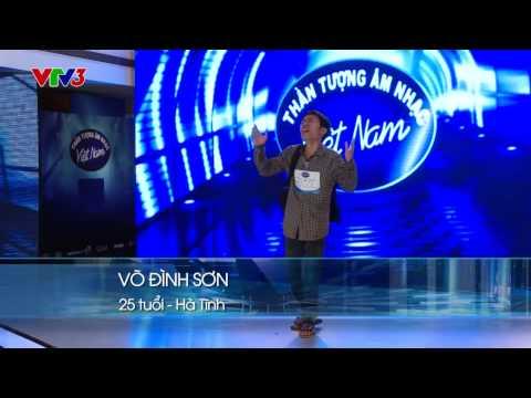 Vietnam Idol 2015 - Tập 4 - Say tình - Võ Đình Sơn