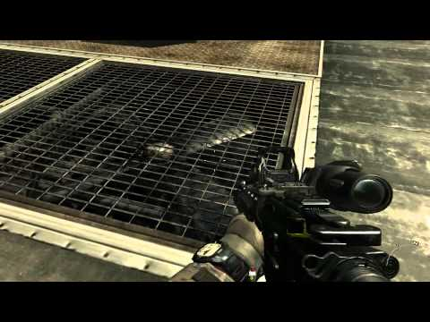 Call of Duty Modern Warfare 3 Singleplayer Gameplay HD