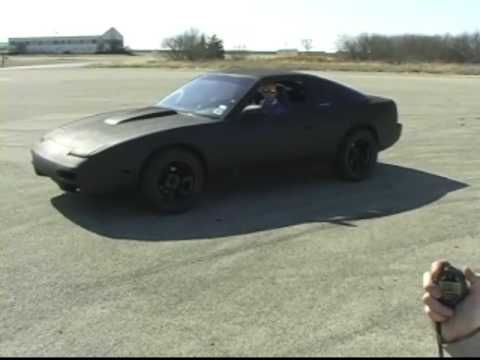 The 24 Hour V8 240SX Main Video Part 5 of 5
