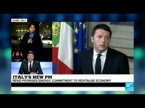 Italy: Renzi to begin talks to form coalition government