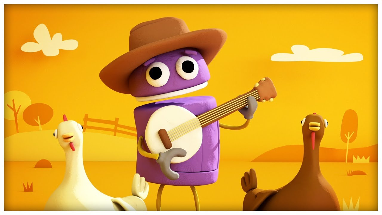 quotold macdonaldquot classic songs by storybots youtube