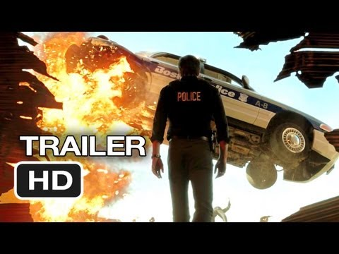 R.I.P.D. Official Trailer #1 (2013) - Ryan Reynolds Movie HD