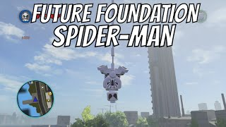 LEGO Marvel Superheroes Future Foundation Spider Man