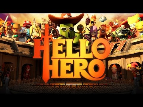 Hello Hero™ - Universal - HD Gameplay Trailer