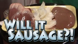 Spookywurst - Will it Sauasage - ep.2