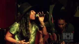 Melanie Fiona Performs Live At ASCAP's 5th Annual Women Behind Music