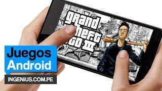 Juegos Android Gratis Grand Theft Auto III INGENiUS