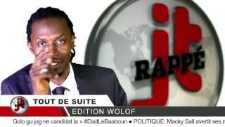 Journal Rappé EP7 Saison 2 - Retour de Abdoulaye Wade