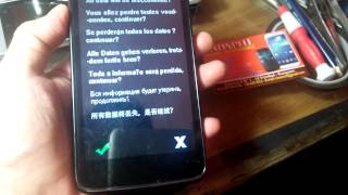 Hard Reset Recovery Alcatel One Touch 8000a