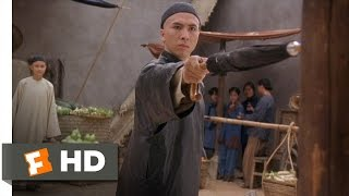 Iron Monkey (2/10) Movie CLIP Father & Son Arrive (1993