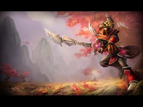 LMHT Tiêu Điểm Tướng Master Yi - Kiếm Sư Wuju