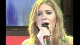 Te Necesito- Need You Now Spanish Version- Cover By Luisa