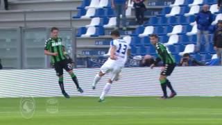 Tutti i gol dell'Atalanta dopo 29 giornate di Serie A TIM 2016-2017