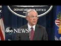 Sessions recuses himself from Russia investigation