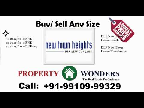 DLF NEW TOWN HEIGHTS RESALE SECTOR 86, 90, 91 GURGAON PRICE LIST POSSESION REVIEWS CONSTRUCTION