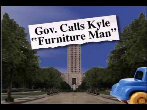 "Insurance Commissioner Robert Wooley – ""Furniture Man"""