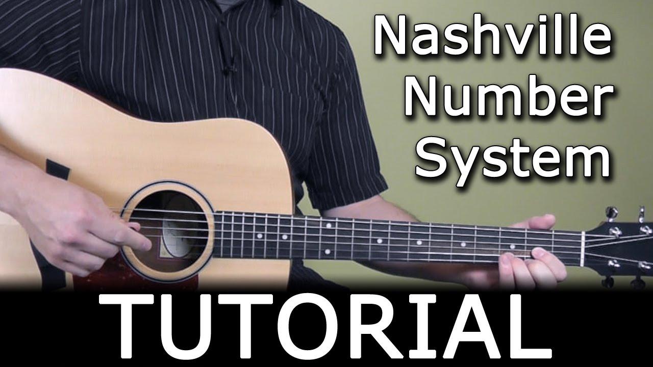 The Nashville Number System Tutorial - Encore Instruction