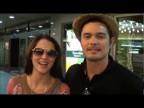 Marian & Dingdong Thank Pinoy Fiesta.. and hints at coming back to Toronto!