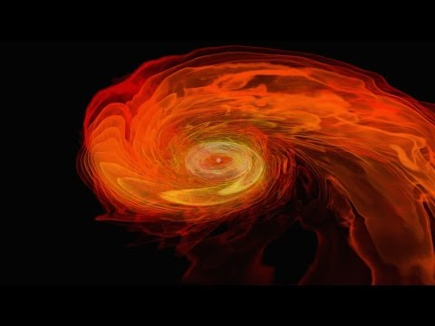 NASA | Neutron Stars Rip Each Other Apart to Form Black Hole