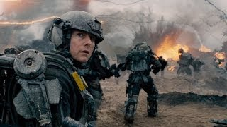 Edge Of Tomorrow Official Trailer 1 [HD]