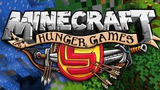 Minecraft: Hunger Games Survival w/ CaptainSparklez - BRITNEY & K FED