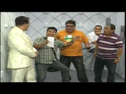 El Ascensor con Jimmy Santi - 04/05/2013 El Especial del Humor
