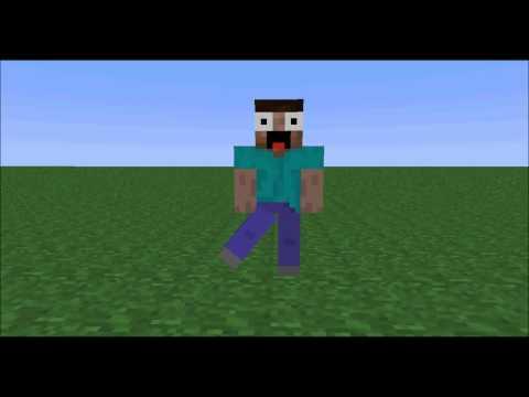 Whip / Nae Nae Minecraft Animation