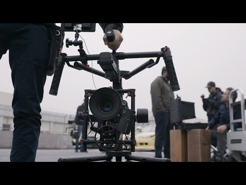 DJI RONIN-MX 3-Axis Stabilized Handheld Gimbal