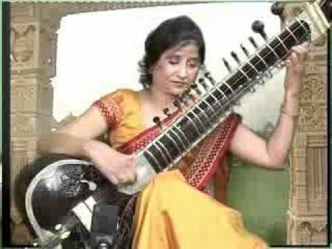 Sitar Meditation,Raag Kirwani Part1 Dr.Renuka Gambhir