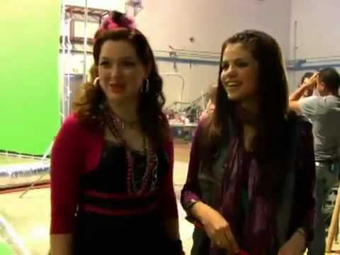 Wizards of Waverly Place The Movie behind the scenes