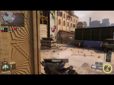 Nasty Glitch in GB Match w/Echoo TG