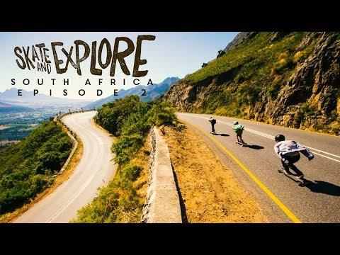 Skate & Explore South Africa 2
