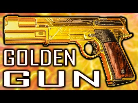 Secret GOLDEN GUN - Unique Weapon Guide - PREY