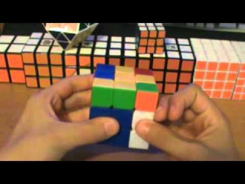 como armar el cubo de rubik F2l expertos (3/4)