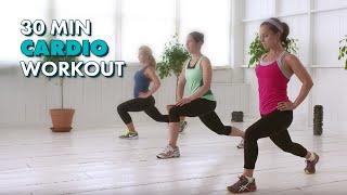 30 minutowy trening cardio