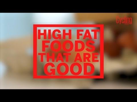 High fat foods that are good for you
