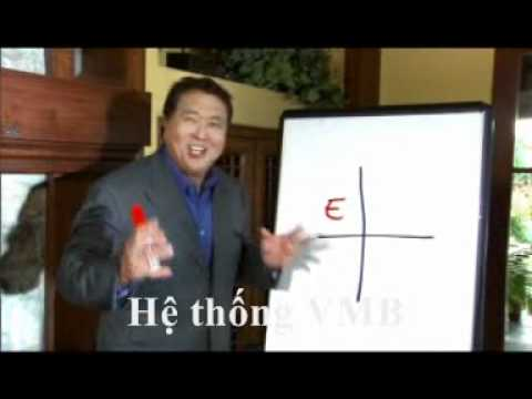 Robert Kiyosaki: Kim Tu Do va Kinh Doanh Theo Mang