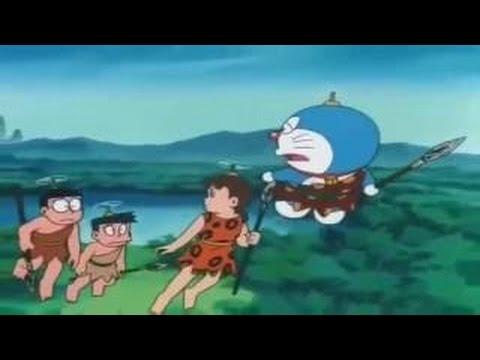Doreamon Nobita và những người bạn trở về mấy trăm triệu năm trước