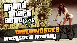 GTA V Testujemy Wszystkie Rowery W GTA V (Grand Theft