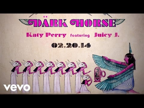 Katy Perry - Dark Horse (Music Video Preview)